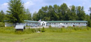 Motel Grounds